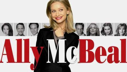 Ally McBeal.