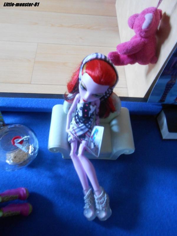 Petite séance dans la DollsHouse.