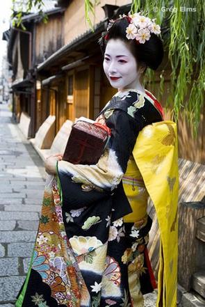 Geisha, un art de vivre.