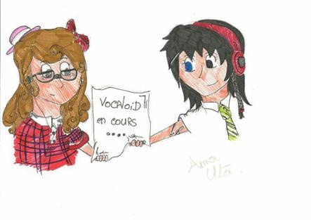 Vocaloid crer!