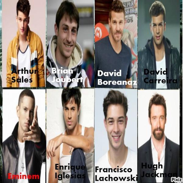 Candidats Garçons