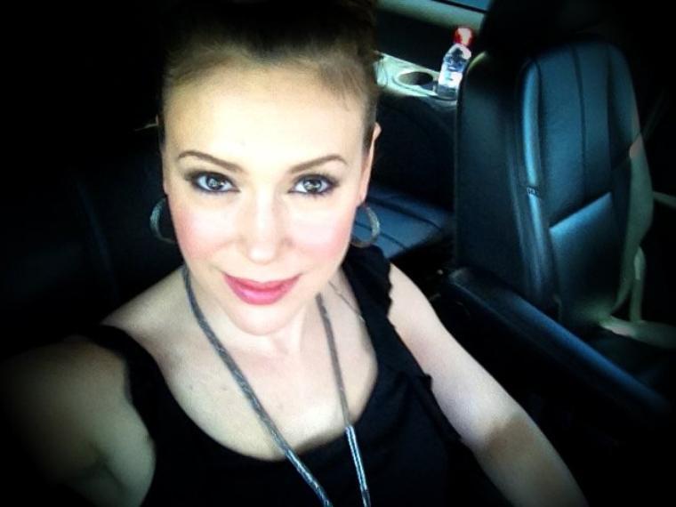 Alyssa Milano à 40 ans