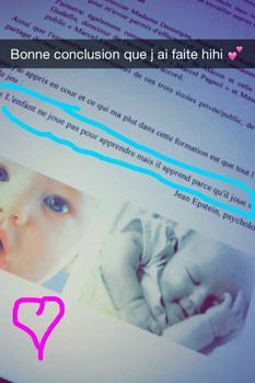 Formation petite enfance.. ;P