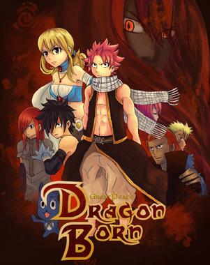 Dragonborn cover