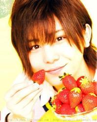 Il lui faut sa dose de fraises
