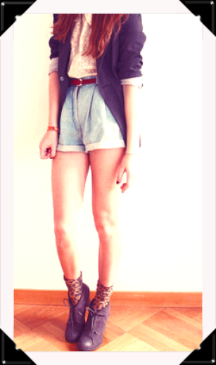 Les shorts