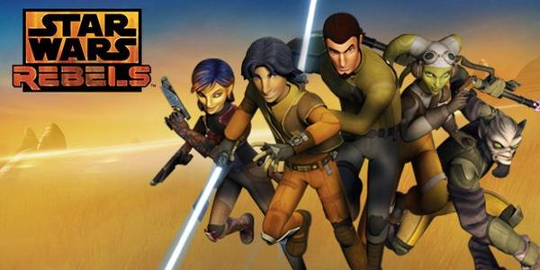 "Star Wars Rebels : ""Tough Guy"""