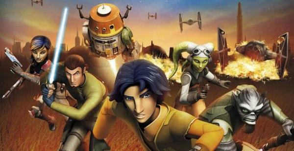 Star Wars Rebels : Something Big