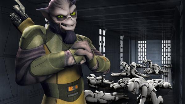 """Star Wars Rebels : """"Entanglement"""" Short"""