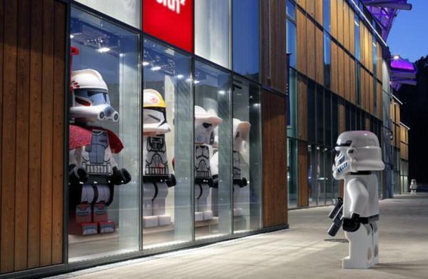 Lego Star Wars : Quand ils envahissent la France