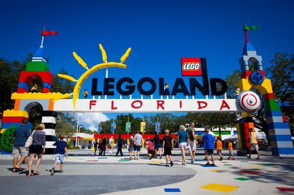 Legoland Florida : Super parc à thème !