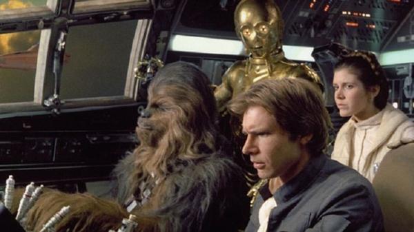 Star Wars au pays des Soviets