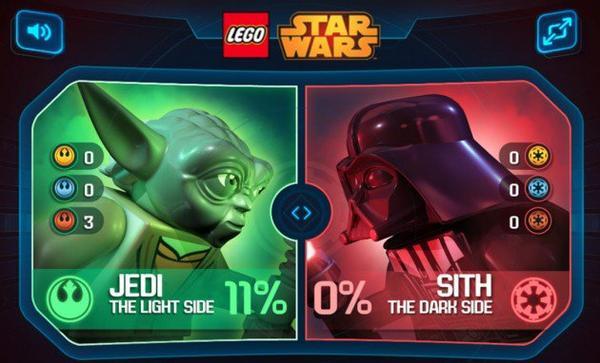 Lego Star Wars : Du vol spatial et du runner-game au programme !