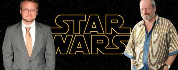 Star Wars 8 : Discussion entre Rian Johnson et Terry Gilliam