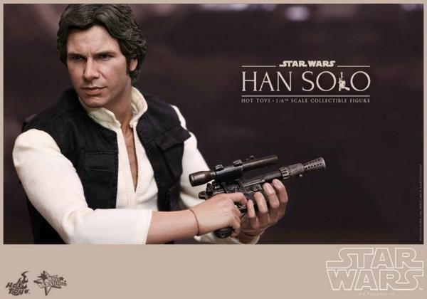 Star Wars :  Hot Toys le met à l'honneur