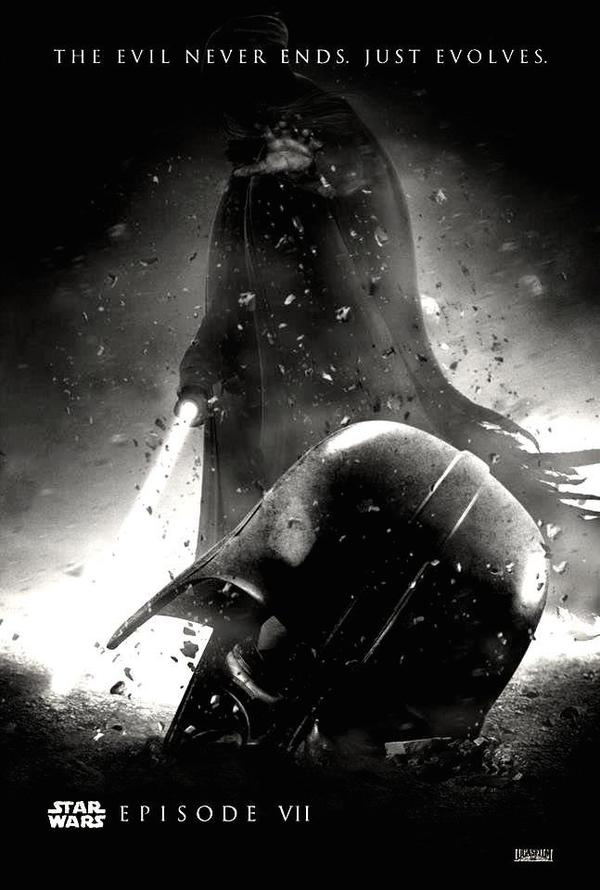 Stars Wars 7 : nouvelles révélations sur le grand méchant du film