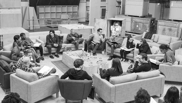 Le tournage de Star Wars 7 sera bouclé avant la fin du mois