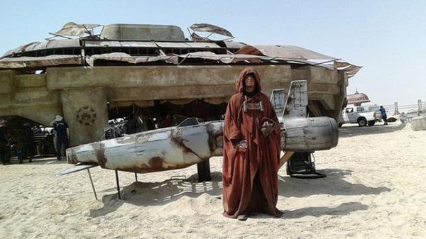 Star Wars 7 : Abu Dhabi profitera-t-il de l'effet Star Wars ?