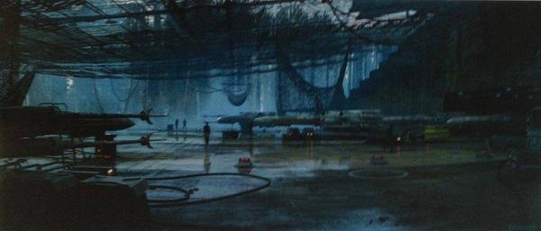 Star Wars 7 : la fuite de concept arts…