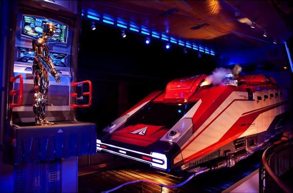 Star Wars : Disney Star Tours 2