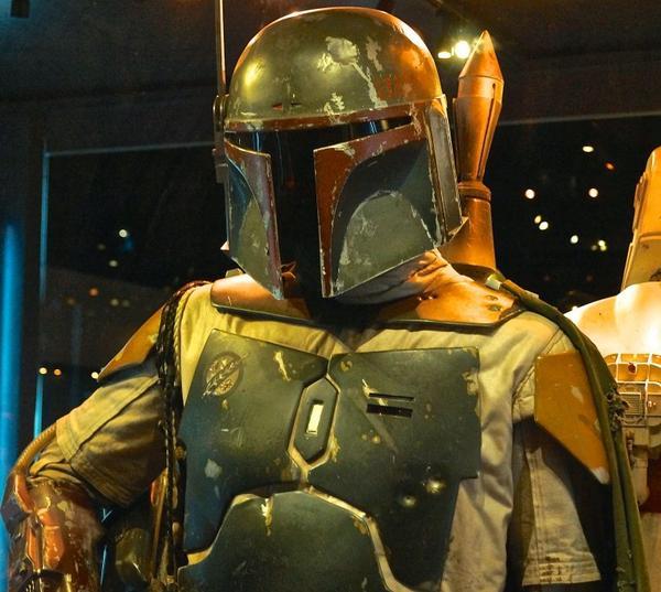 Star Wars identities (mes photos)