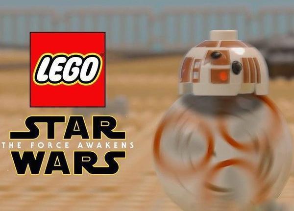 Star Wars 7 : Après le trailer officiel le trailer lego arrive !
