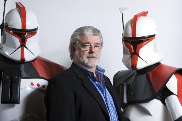 Star Wars 7 : George Lucas ne la pas encore vue !