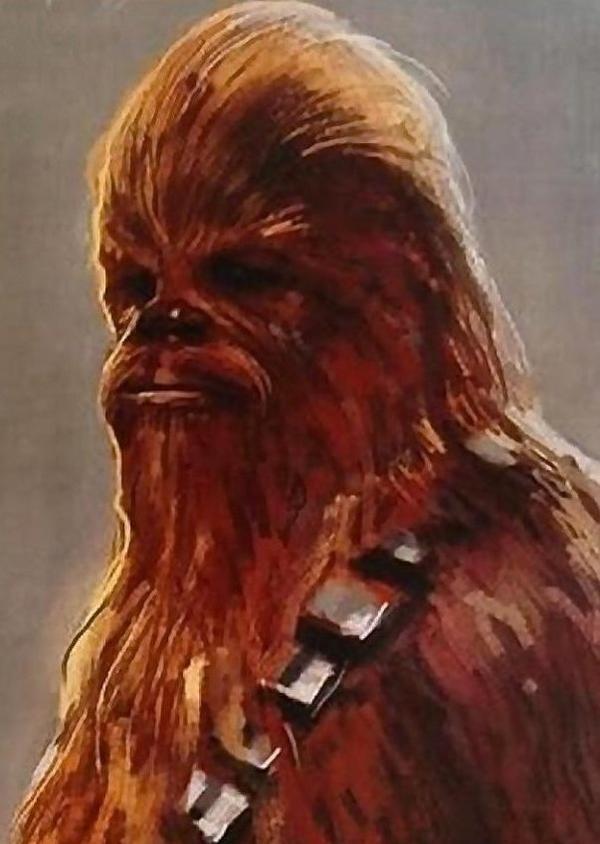 Star Wars 7 : Un nouveau concept art de Chewbacca