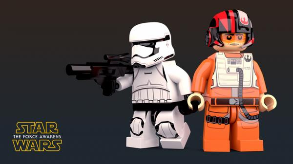 Lego Star Wars : Peut être les prochaines figurines lego ?