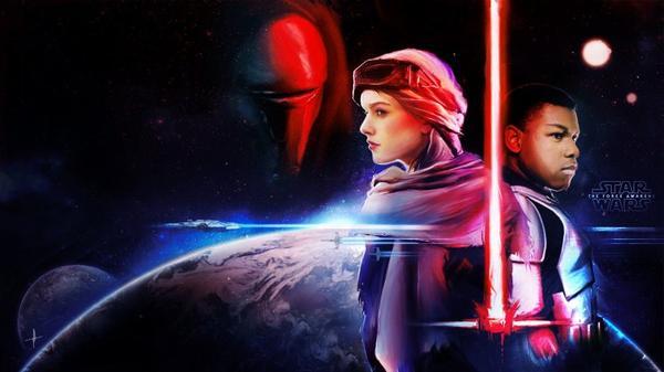 Star Wars 7 : Des posters magnifiques mais non officiel