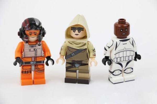Lego Star Wars : Les fans commencent déjà à.........