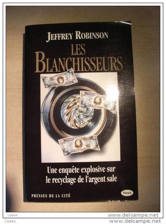 Les Blanchisseurs de Jeffrey Robinson!