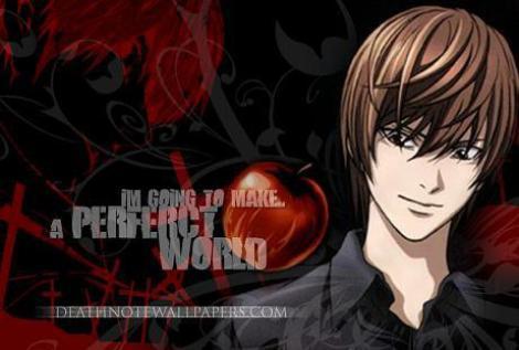 Président dans le monde des mangas