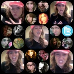 Miley Acro  Twitter !!