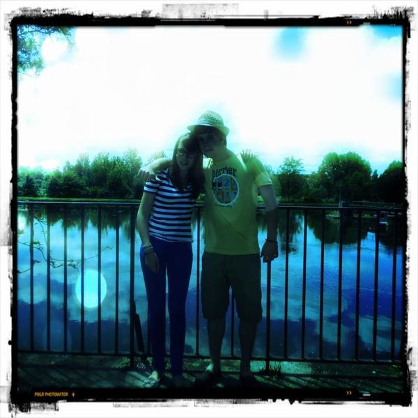 Mwa & mon Cousin ..