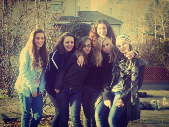 #Elles et moi bien plus qu'une simple histoire d'amitié! ♥