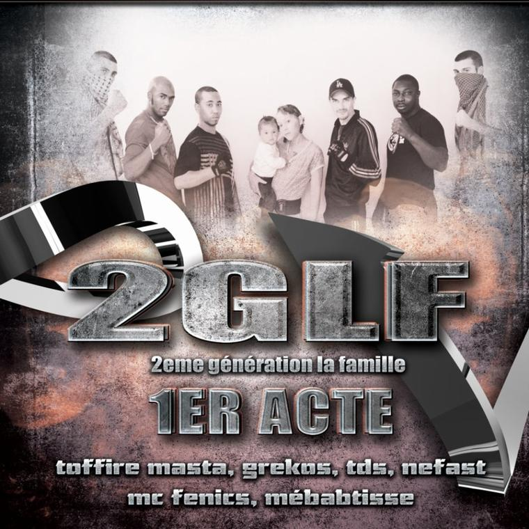 "mixtape ""2GLF"" ""1 er act"""