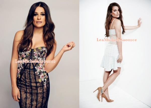 #Photoshoot 9 - Deux nouvelles photos de Lea lors du Summer TCA Tour ont était publiées