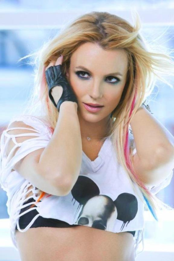 Quelques photos du CLIP I WANNA GO de Britney !!