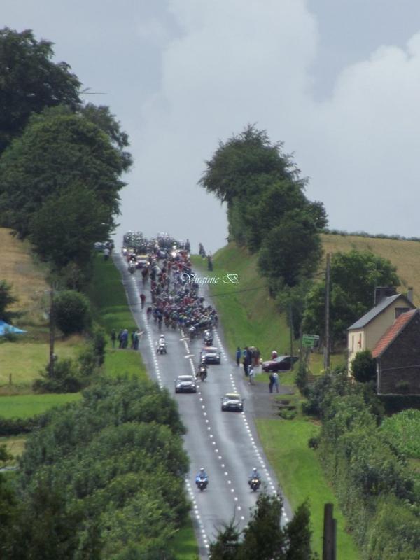 Tour de France du Jeudi 07 juillet 2011