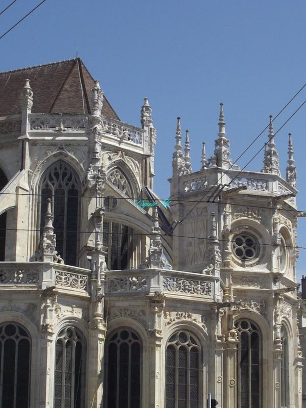 """Eglise """"Saint Pierre """"à Caen"""