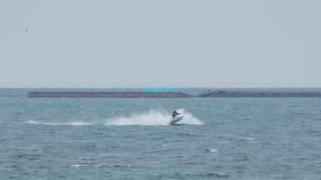 Un scooter des Mers