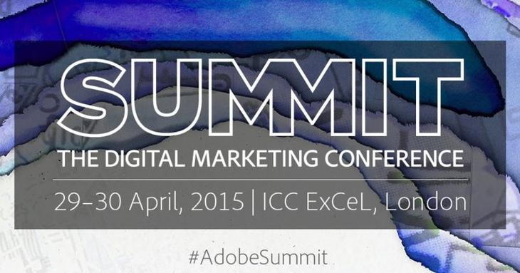 Attend SUMMIT Digital Marketing Conference London 2015 on 29th and 30th April!