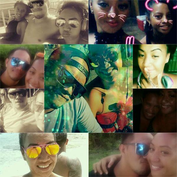 A l'amour et l'homme de ma vie.....