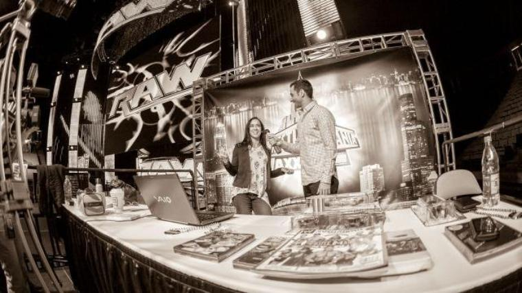 WrestleMania 29 Diary: Day 3 photos suite