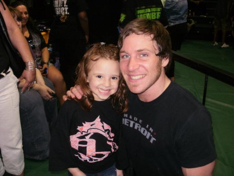 chris sabin (article demandé)