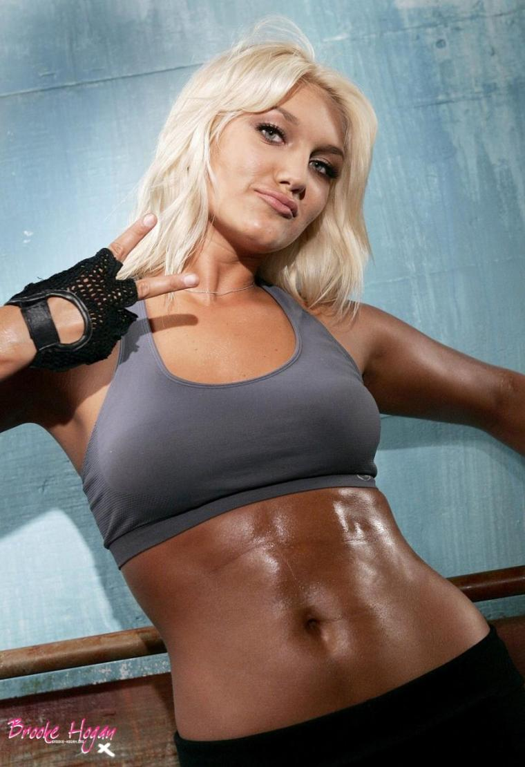 brooke hogan (article demandé)