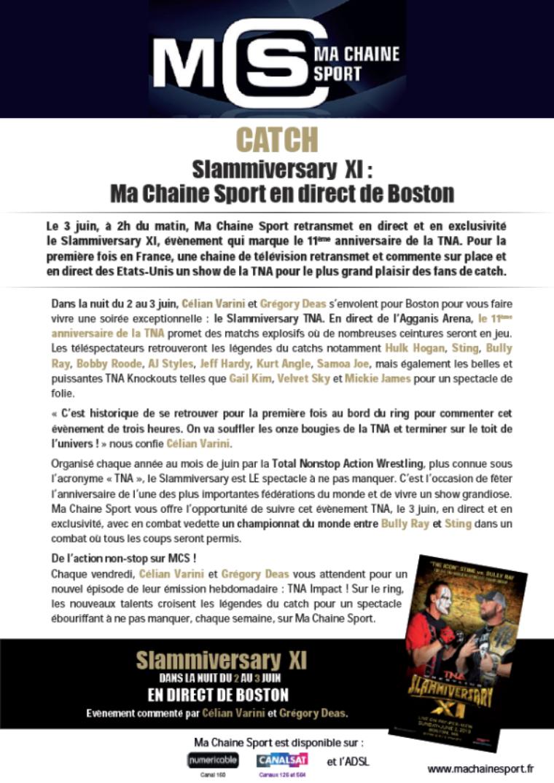 news du jour (source caq)