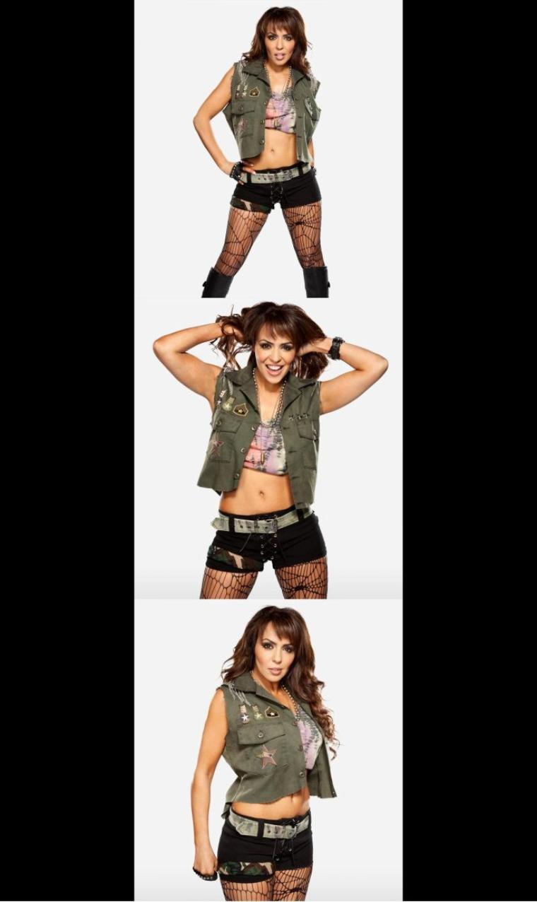 new photoshoot de layla
