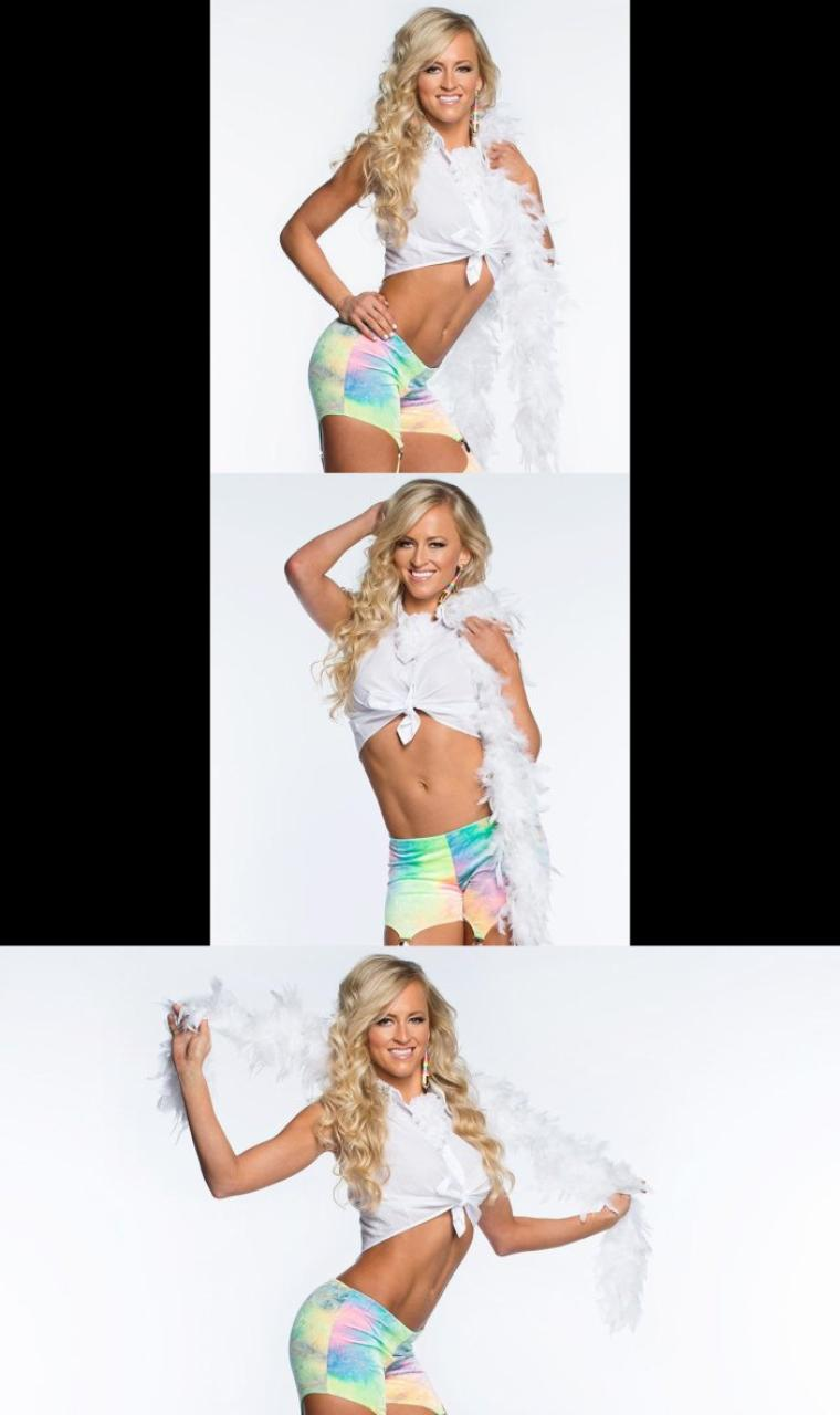 new photoshoot de summer rae